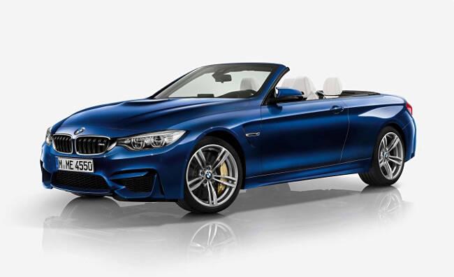 BMW M4 F83
