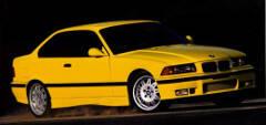 Фото BMW M3 E36