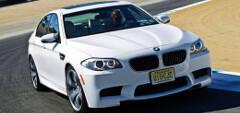 Фото BMW M5 F10