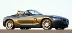 Фото BMW Z4 Roadster