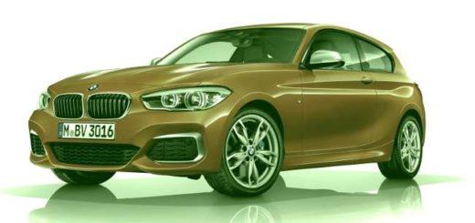BMW M140 F21 - фото - характеристики