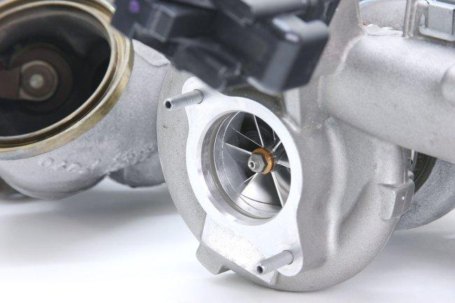 Turbolader turbocharger BMW M3 F80 и M4 F82 G-Power - 1200