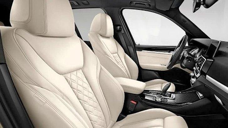 BMW X3 G01 Individual - Ivory White