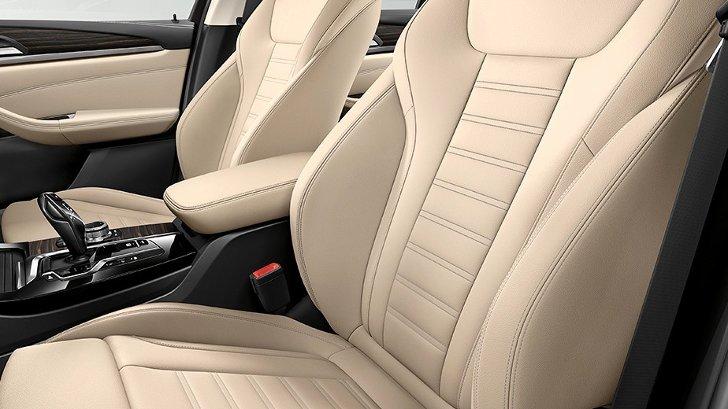 BMW X3 G01 Luxury Line - салон