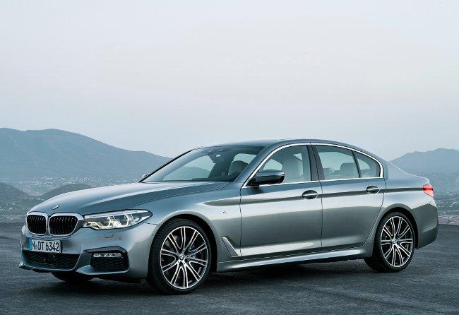 BMW-540i-G30-M-Sport-Package-фото