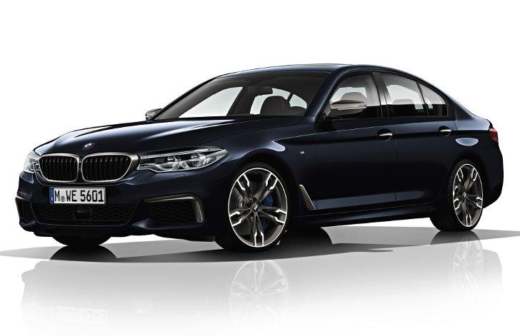 BMW-M550i-xDive-G30-5-Series-фото
