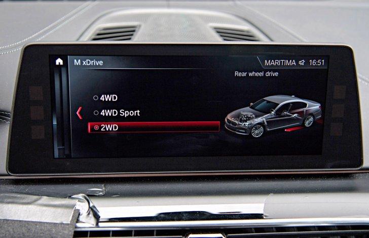 BMW M5 F90 2WD