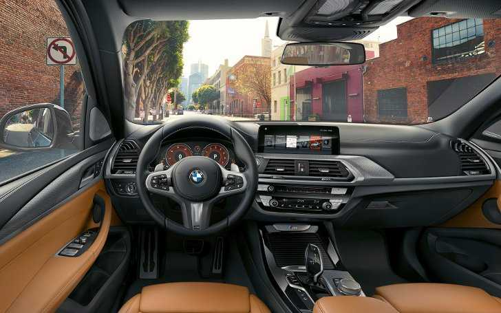Фото салона BMW X3 G01