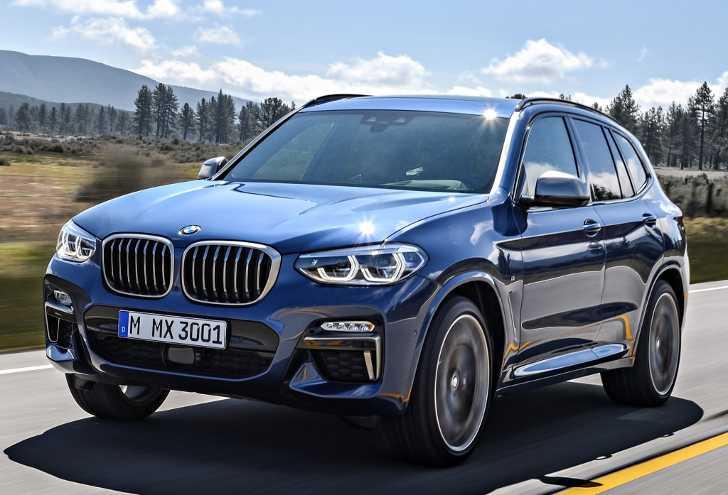 Фото BMW X3 M40i G01 - 2