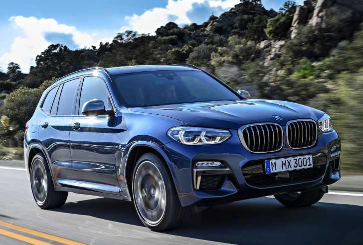 Фото BMW X3 M40i G01 - 3