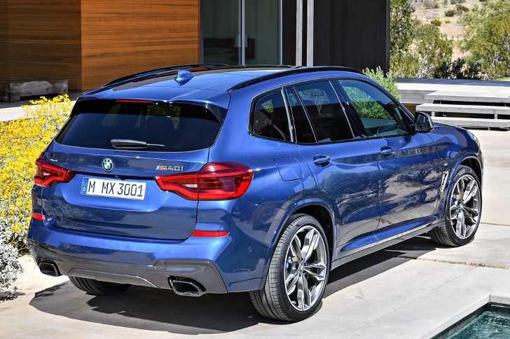 Фото BMW X3 M40i G01 - 4