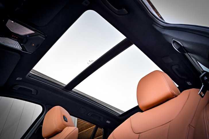 Панорамная крыша BMW X3 M40i G01