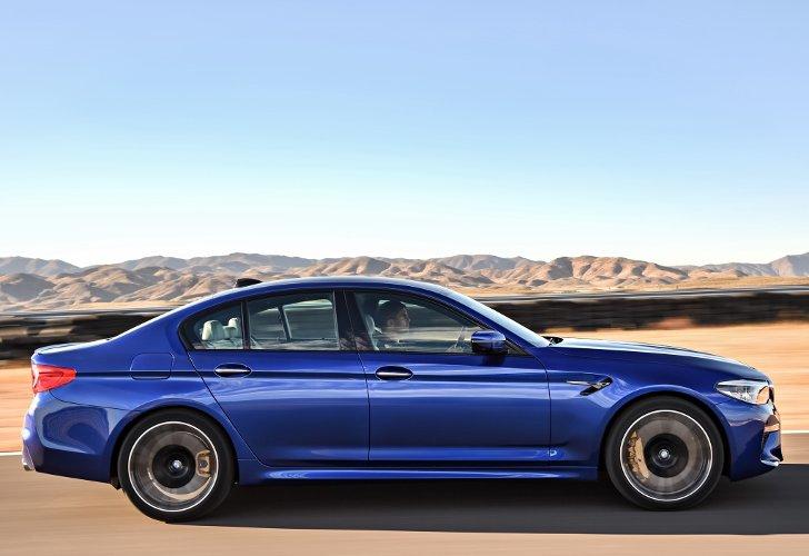 BMW M5 F90 - фото 8