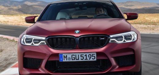 BMW M5 First Edition F90 - фото 4