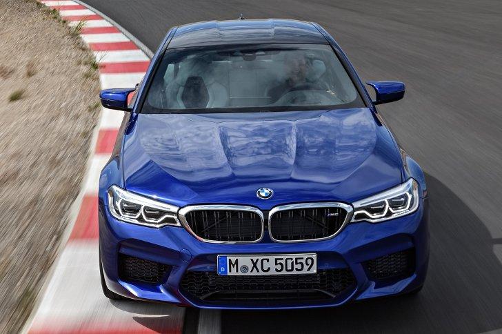 BMW M5 F90 - фото 7