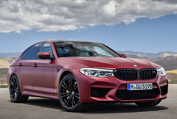 BMW M5 First Edition F90 - фото 3