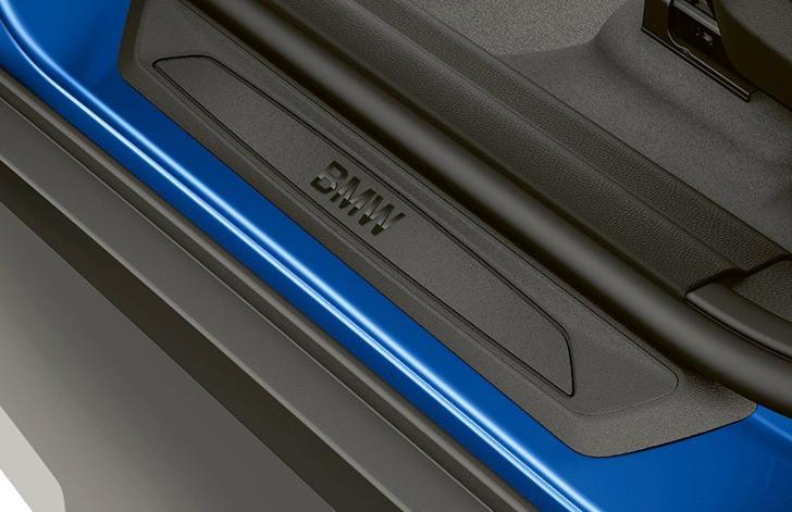 Порог BMW X2 F39 - базовая версия