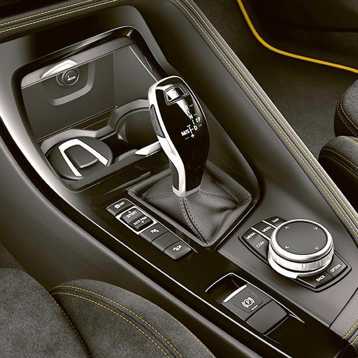 Центральная консоль BMW X2 F39 - 1