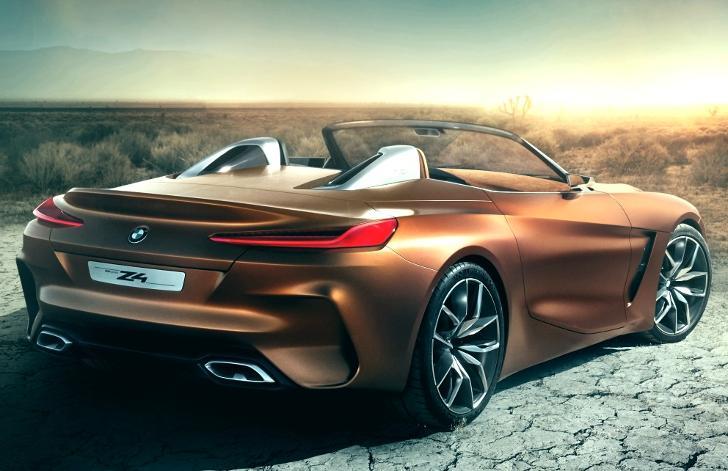 BMW Z4 G29 Concept - photo