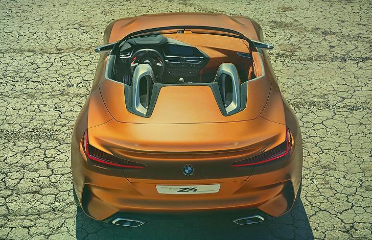 Design BMW Z4 G29 Prototyp