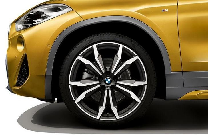 Колесный арки BMW X2 F39