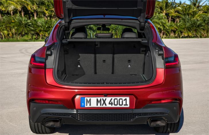 Багажник BMW X4 G02