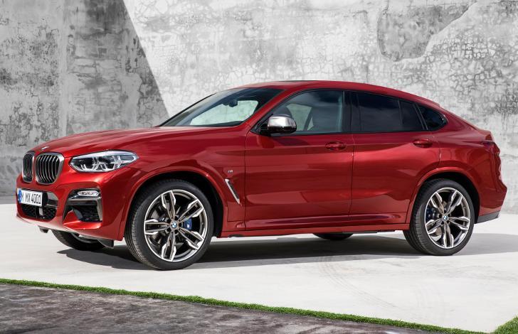 Фото BMW G02 X4
