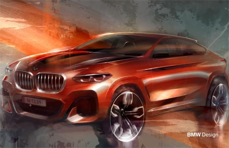 Рисунок BMW G02