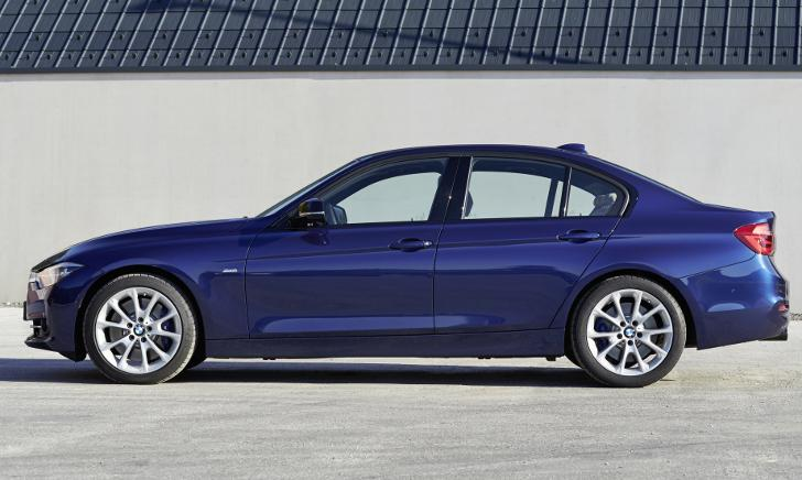 BMW F30 Sedan 3 Series - review - foto