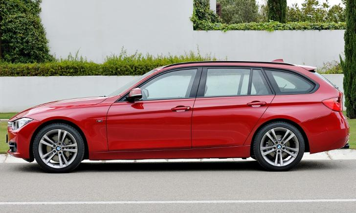 BMW F31 Touring 3 Series - review - foto