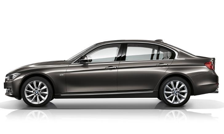 BMW F35 Long 3 Series - review - foto