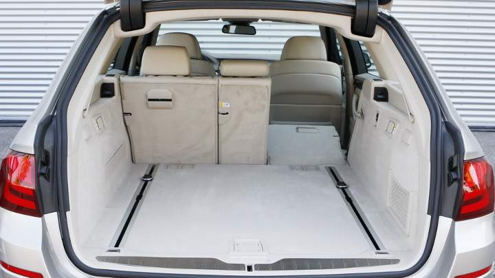 Багажное отделение BMW F11 Touring - как выбрать