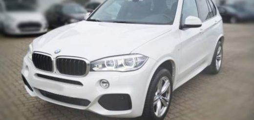 BMW X5 F15 - обзор - проблемы - как выбрать