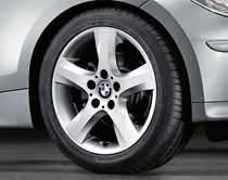 Диск V-spoke style 142 для BMW 1