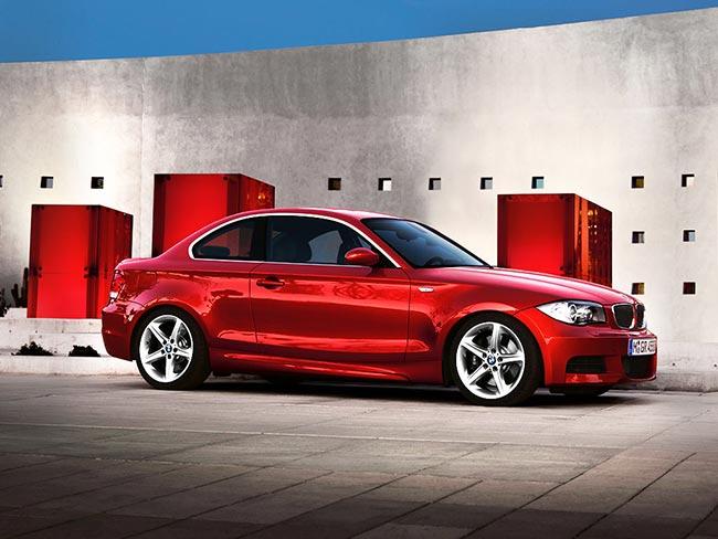 Купе BMW 1 серии E82