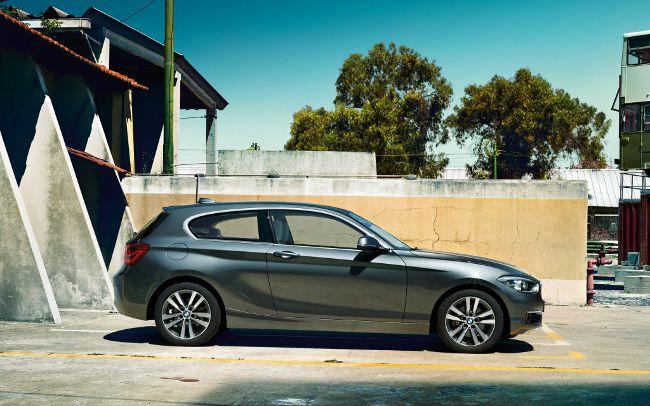 Обновленный хэтчбек BMW F21 LCI 2015 года