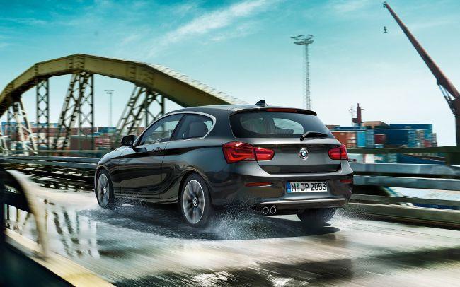 Рестайлинг BMW F21 LCI 2015 года
