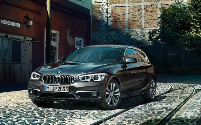 Фото BMW F21 LCI 2015