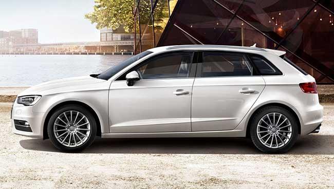 Audi A3 Sportback Typ 8V