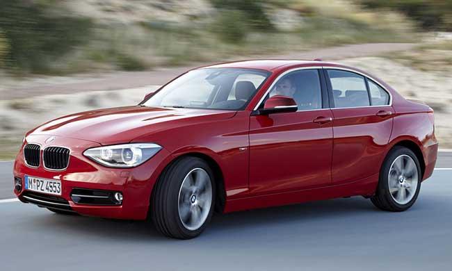 BMW 1 Sedan - PS