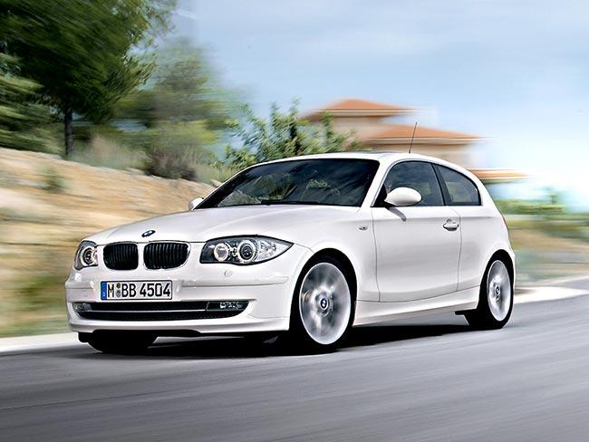 BMW-1-Serires-E81