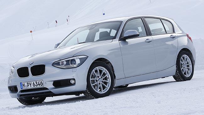 BMW F20 второе поколение хэтчбеков 1 серии