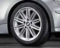 Double-spoke-style-207M-для-BMW