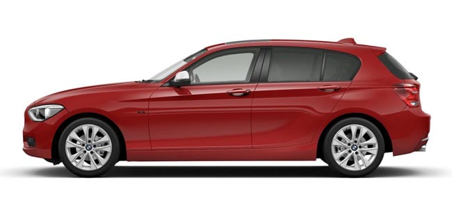 V-spoke style 412 для BMW 1 серии второго поколения