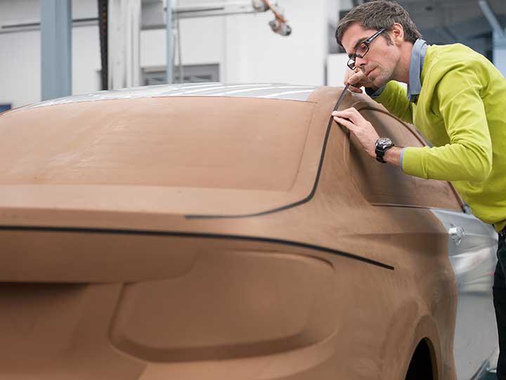 Кристофер Вайль - внешний дизайнер BMW 2 Series