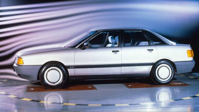 Audi 80 1986 года выпуска