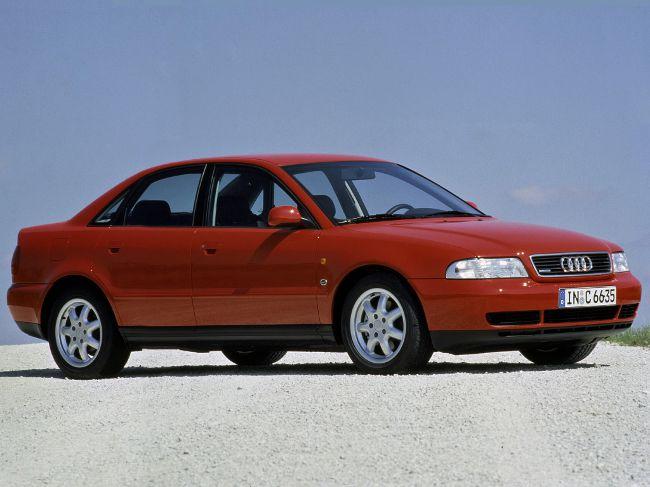 Audi A4 Sedan B5 - 1994 - 1997 годы