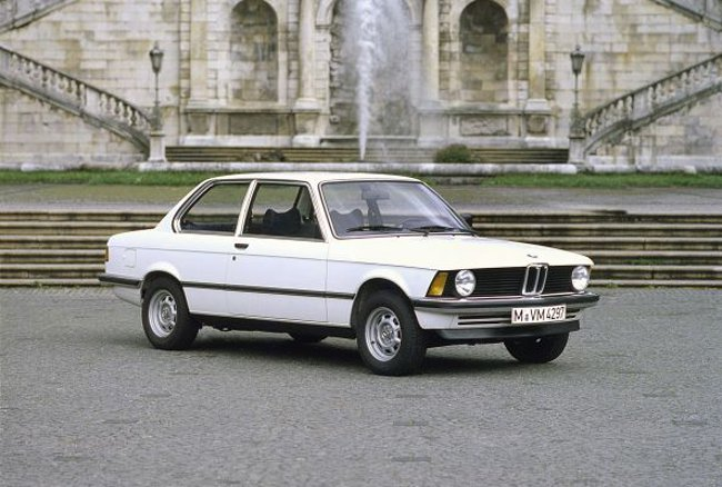 BMW 3 Series E21 315