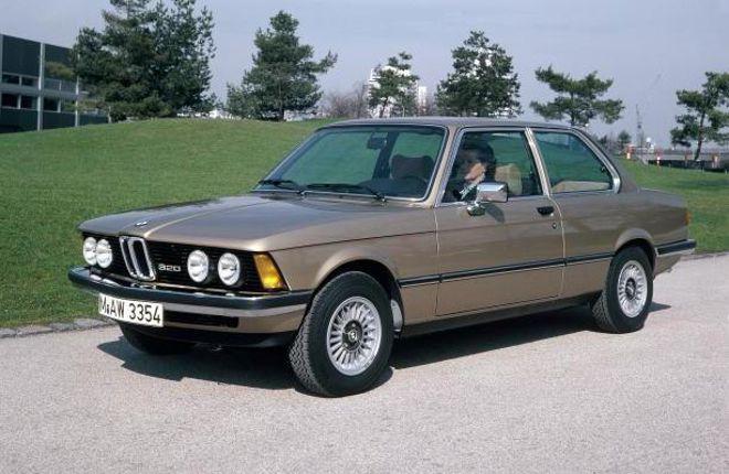 BMW 3 Series E21 320-6