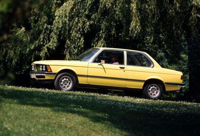 BMW 3 Series E21 320i